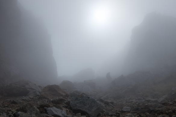 Mist in the San no mado col